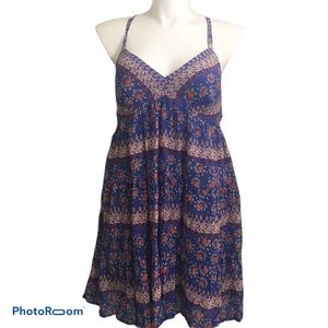 Mossimo floral boho summer dress. Size XXL